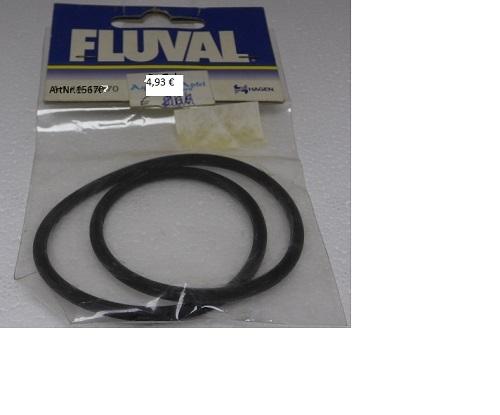 Fluval 103 Dichtungsring für Außenfilter (Kopfdichtung)