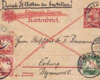 Bayern-Briefe/Postkarten