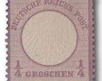 Deutsches Reich Briefmarken