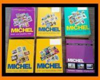 Michel-Kataloge, Vordruckalben und weiteres Zubehör gebraucht