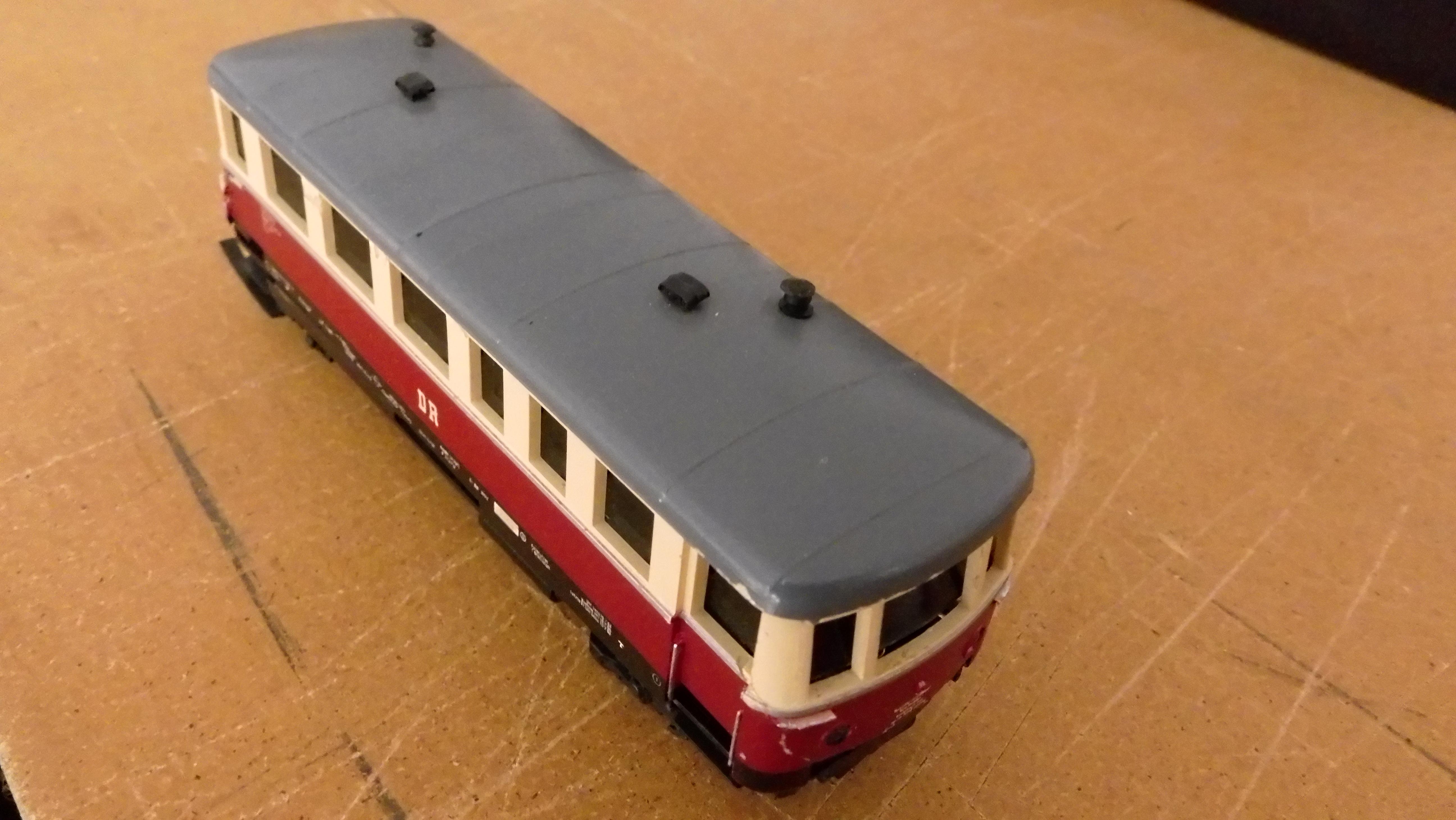H0-Spur DDR-Hersteller