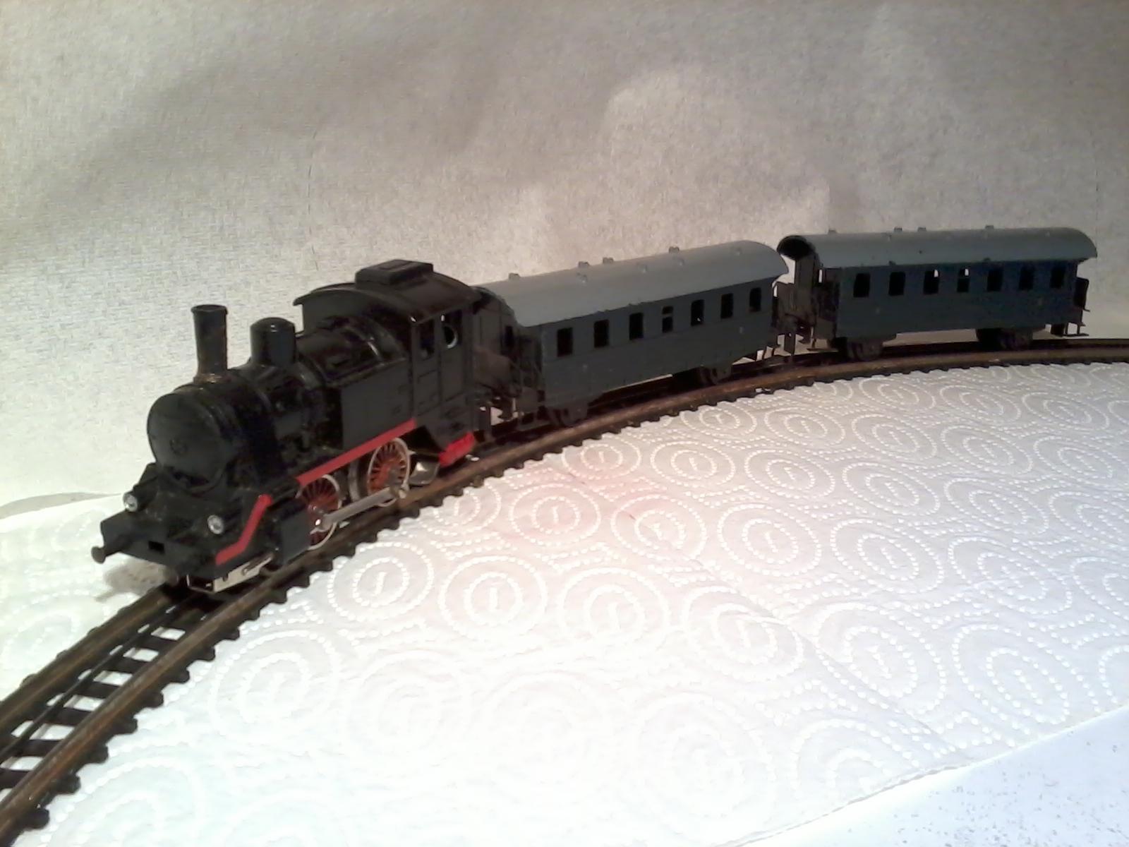 Batteriebahn-Lokomotiven