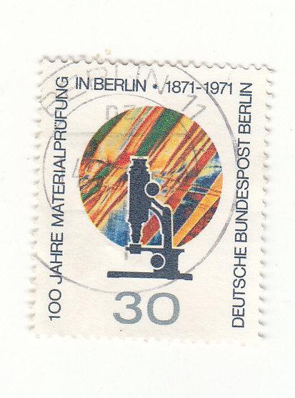 Berlin-Briefmarken